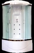 ROYAL BATH BK3 90х90 Душевая кабина полукруглая