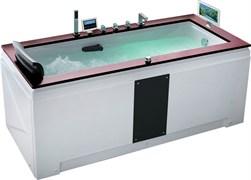 GEMY 186x91 Ванна акриловая гидромассажная, высота 80 см