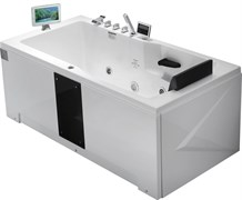 GEMY 171x86 Ванна акриловая гидромассажная, высота 70 см