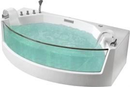 GEMY 200x105 Ванна акриловая, высота 60 см