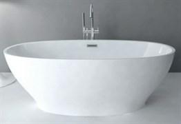ABBER 165x80 Ванна акриловая, высота 60 см