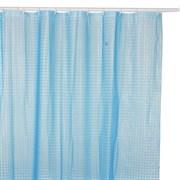 FIXSEN Шторка для ванной, ширина 180 см, цвет голубой