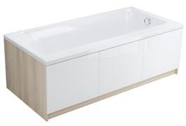 CERSANIT Smart 170x80 Акриловая ванна прямоугольная левая
