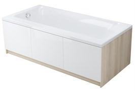 CERSANIT Smart 170x80 Акриловая ванна прямоугольная правая