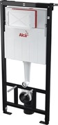 ALCA PLAST Система инсталляции, скрытая, для сухой установки, (для гипсокартона), высота монтажа 1,12 м