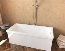AquaStone Армада 170 Ванна из литьевого мрамора,  размеры - 170х80 см, высота - 66 см, глубина - 45 см.
