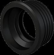 ALCA PLAST Гофрированная прокладка 50/40 мм