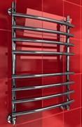 """Лесенка R Primo 1"""" DVEEN (ДВИН) Полотенцесушитель модель R Primo, труба из нержавеющей стали, водяной"""