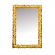 BOHEME Natura Зеркало, золото, 80х120 см