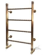 BOHEME Provanse Полотенцесушитель электрический, 75х50 см, бронза