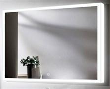 ESBANO Led Зеркало, с подсветкой, антизапотевание, 80x60х5, сенсорныйвыключатель