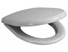 Сиденье с крышкой для унитаза Jika Era, с микролифтом (Soft Close), жесткое (Дюропласт)