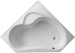 JACOB DELAFON Bain-Douche Угловая правосторонняя ванна-душ (135 х 135 см) с регулируемыми ножками.