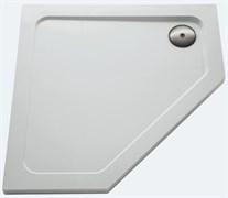 JACOB DELAFON Flight Душевой композитный поддон с акриловым покрытием 90 x 90 см, высота 4 см