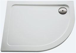 JACOB DELAFON Flight Душевой композитный поддон с акриловым покрытием 100 x 80 см, высота 4 см