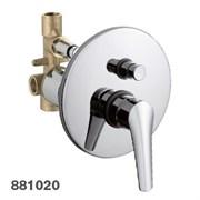 88102010 Palazzani 88 встроенный смеситель для ванны и душа в комплекте