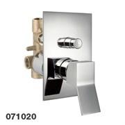 07102010 Palazzani Young встроенный смеситель для ванны и душа