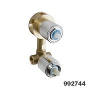 99274410 Palazzani встроенная часть для смесителя на 4 потребителя