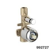 99272710 Palazzani встроенная часть для смесителя на 2 потребителя