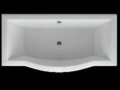 AQUATEK Гелиос Акриловая ванна на каркасе, слив-перелив в комплекте, без панели.