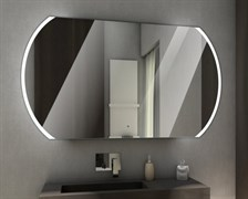 "CONTINENT Зеркало ""Polaris LED"" c подсветкой"