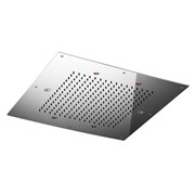 SF113BXX AquaElite верхний душ с 2-мя режимами, 500x500 мм