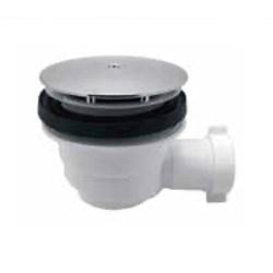 Althea Сифон для душевого поддона, диаметр 90 мм, хром - фото 10186