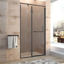 VECONI Душевая дверь распашная VN51, ширина 130 см - фото 10342