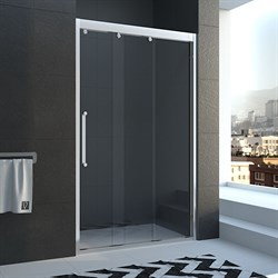 VECONI Душевая дверь раздвижная VN50, ширина 120 см - фото 10353