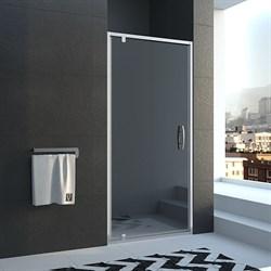 VECONI Душевая дверь распашная VN59, ширина 80 см - фото 10450