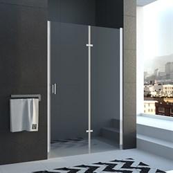VECONI Душевая дверь складная VN42, ширина 120 см - фото 10887