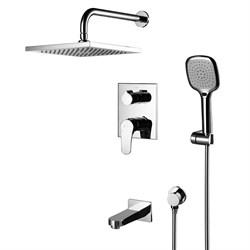LEMARK Shift Душевая программа для ванны - фото 11204