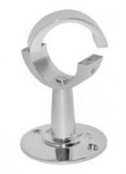 Крепеж для полотенцесушителя с разъемным кольцом - 1 шт - фото 4504