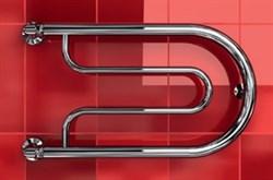 """Фокстрот B 1 1/4"""" DVEEN (ДВИН) Полотенцесушитель модель B, труба из нержавеющей стали, водяной - фото 4527"""