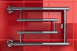 """Фокстрот C Primo 1"""" DVEEN (ДВИН) Полотенцесушитель модель C Primo, труба из нержавеющей стали, водяной - фото 4528"""
