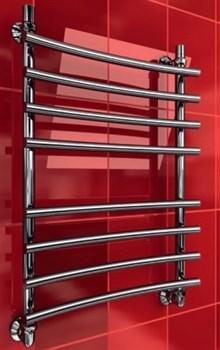 """Лесенка R Primo Back 1"""" DVEEN (ДВИН) Полотенцесушитель модель R Primo Back, труба из нержавеющей стали, водяной - фото 4636"""