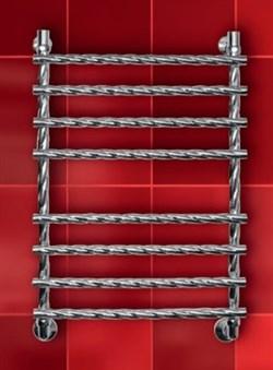 """Лесенка R Braid Back 1"""" DVEEN (ДВИН) Полотенцесушитель модель R Braid, труба из нержавеющей стали, водяной - фото 4682"""