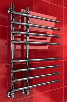 """Лесенка L Primo 1"""" DVEEN (ДВИН) Полотенцесушитель модель L Primo, труба из нержавеющей стали, водяной - фото 4726"""