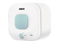 Водонагреватель  ZANUSSI ZWH/S 10/15 Mini U (подключение сверху) - фото 5303