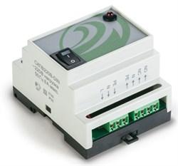 Модуль управления контроллер СКПВ12В-DIN - фото 5609