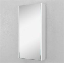 Зеркало-шкаф VELVEX Klaufs 40 см с одной дверцей с зеркалом - фото 5962