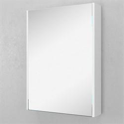 Зеркало-шкаф VELVEX Klaufs 60 см с одной дверцей с зеркалом - фото 5969