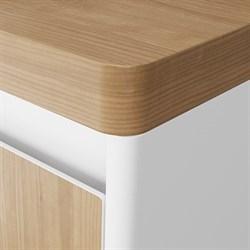 Столешница для тумбы VELVEX Klaufs без отверстий, Invisible Line, толщина 39 мм - фото 5983