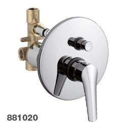 PALAZZANI 88 встроенный смеситель для ванны и душа в комплекте - фото 6270