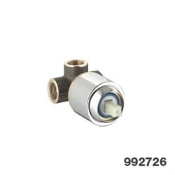 PALAZZANI встроенная часть для смесителя на 1 потребителя - фото 6549