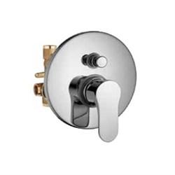 PALAZZANI Italo встроенный смеситель для ванны\душа - фото 7106