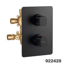 PALAZZANI Wild Встроенный термостатический смеситель на 3 потребителя - фото 7838