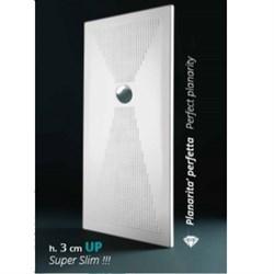 UPC812 Althea душевой поддон 80х120, 3 см - фото 7896