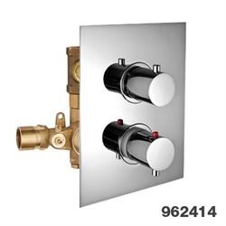 PALAZZANI Idrotetech вcтроенный термостатический смеситель на 1 потребитель - фото 9787