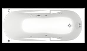 Гидромассажная ванна Bas Ибица 150х70